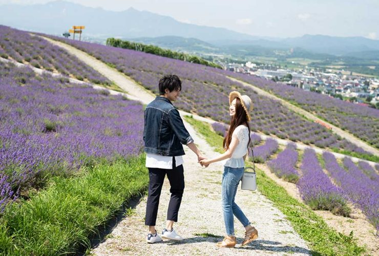 オンライン婚活パーティー_北海道カップル